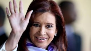 Argentinien zahlt Millionen an die Schweiz