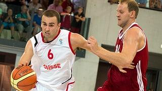 Basketballer mit Sensationssieg gegen Russland