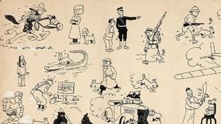 Diese Comic-Zeichnungen kosten 3 Millionen Franken
