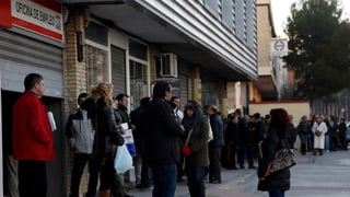 Arbeitslosigkeit in Spanien und Frankreich auf Rekordhoch