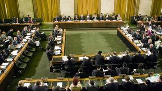 Kein Lichtblick an der Abrüstungskonferenz