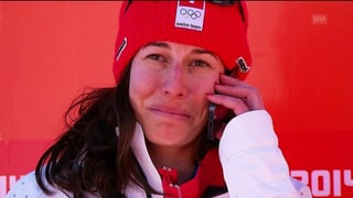 «Sotschi Moments»: «Omi, da isch d Dominique»