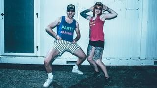 Festival-Challenge: Sind Rika und Julian die neuen Superstar-DJs?