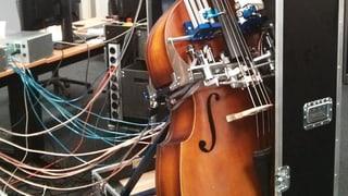 Wo sind die Musiker? Wenn Roboter das Spielen übernehmen
