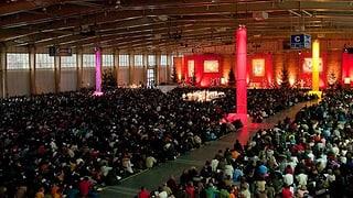 Gesucht: 5000 Schlafplätze für junge Christen