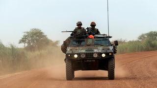 Truppen rücken auf Timbuktu vor