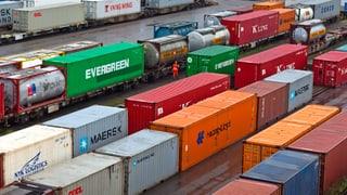 Exporte sinken 2015 um 2,6 Prozent