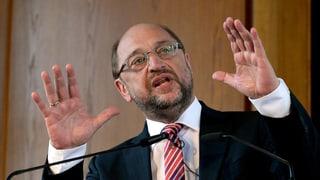 Der leidenschaftslose Martin Schulz
