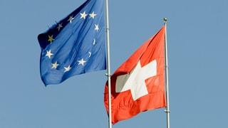 Abkommen mit EU: Steht die Einigung?