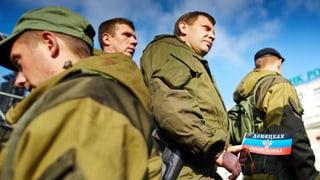 «Der Donbass gehört nicht mehr zur Ukraine»