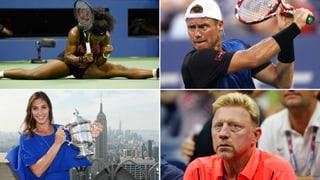 Die US Open von A bis Z