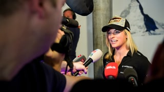 Lara Gut è pronta per ses comeback