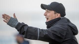 Cheftrainer Francesco Gabriele verlässt den FC Wohlen