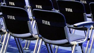 Diese Fifa-Funktionäre wurden in Zürich verhaftet