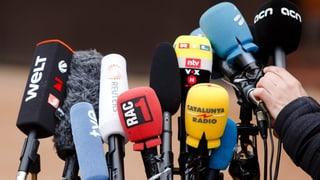Journalisten werden zunehmend bedroht