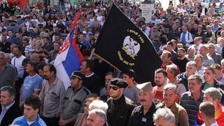 Neuer Streit zwischen Belgrad und Pristina