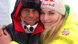 Aus und vorbei: Lindsey Vonn und Tiger Woods haben sich getrennt
