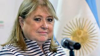 Argentinische Aussenministerin will UNO-Generalsekretärin werden