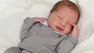 Erstes Foto: So herzig ist der kleine Prinz aus Schweden