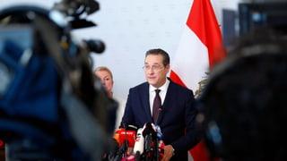 Dichter Nebel im österreichischen Wahlkampf