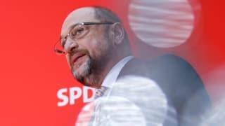 Grosse Koalition: SPD bedingt sich Zeit aus