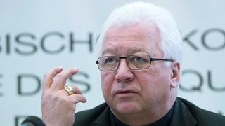 Bischofskonferenz bedauert Polarisierung im Bistum Chur