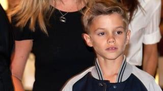 Fahrlässig? Romeo Beckham trotz Epilepsie im Blitzlicht-Gewitter