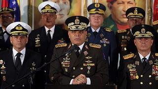Militär will Dialog zwischen Opposition und Regierung