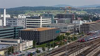 Stadt Zug schreibt erneut rote Zahlen