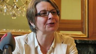 Basler Grünliberale nominieren Martina Bernasconi offiziell