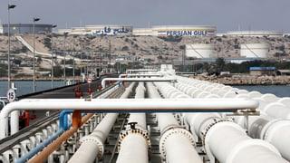 USA setzen Sanktionen gegen den Iran in Kraft