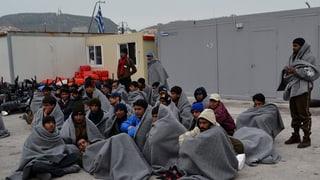 Noch weniger Hilfe für Flüchtlinge in Griechenland