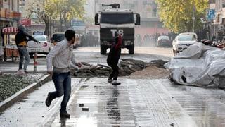 Dutzende Tote nach Militäraktionen im Südosten der Türkei