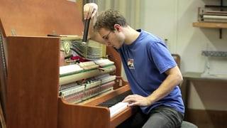 Berufsbild: Musikinstrumentenbauer Fachrichtung Klavier EFZ (Artikel enthält Video)