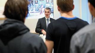 Video «UBS-Chef Sergio Ermotti am World Economic Forum» abspielen
