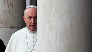 Papst hat acht irische Missbrauchsopfer getroffen