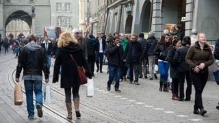 Economia svizra: BIP stagnescha