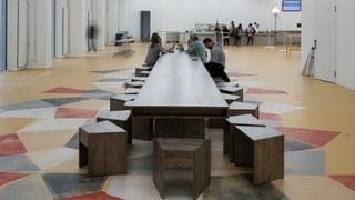 Kunst und Design in der Viscosistadt wecken Hoffnung