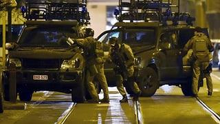 Terrorverdächtige in Belgien gefasst