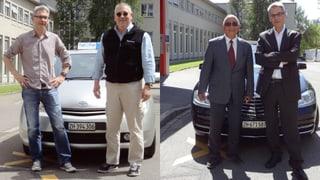 Digital mit Limousine oder analog im Taxi?