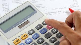 Aus Minus mach Plus - Basler Budget nun mit sattem Überschuss