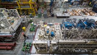 Wie sich die Schweizer Industrie immer wieder neu erfinden kann
