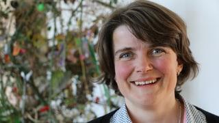 Kathrin Schweizer soll SP wieder in die Regierung bringen