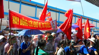 Vietnam: Toter bei anti-chinesischen Protesten