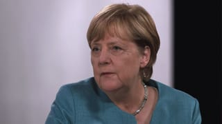 Merkel: «Sonst machen Sie nur Selbstdarstellung?»