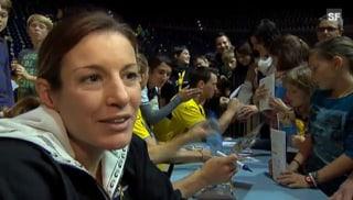 Nicola Spirig: Schwanger – und weiterhin sportlich