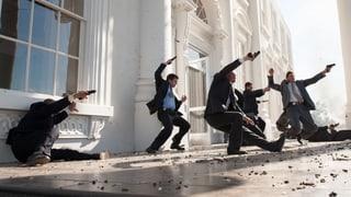 «Olympus has fallen» – so platt ist der Kampf gegen den Terror
