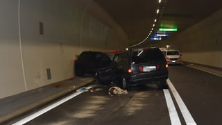 Accident mortal sin l'A13 a Roveredo