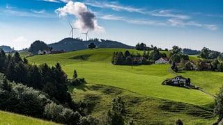 Regierung sagt Nein zum Windpark Oberegg