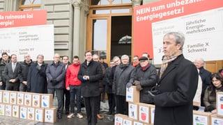 Referendum cunter Strategia energia 2050